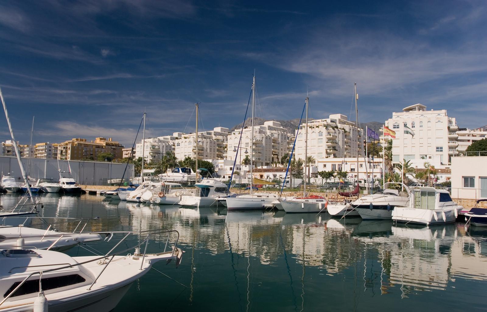 Marbella's maritime beauty spots