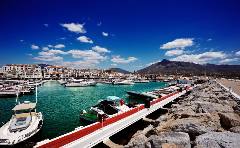 The unique appeal of Puerto Banús