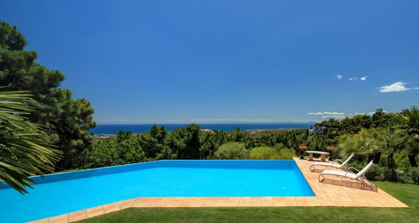 Sea views and prime location in Marbella: the best investment