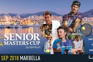 Tennis stars align again in Marbella for Senior Masters Cup!