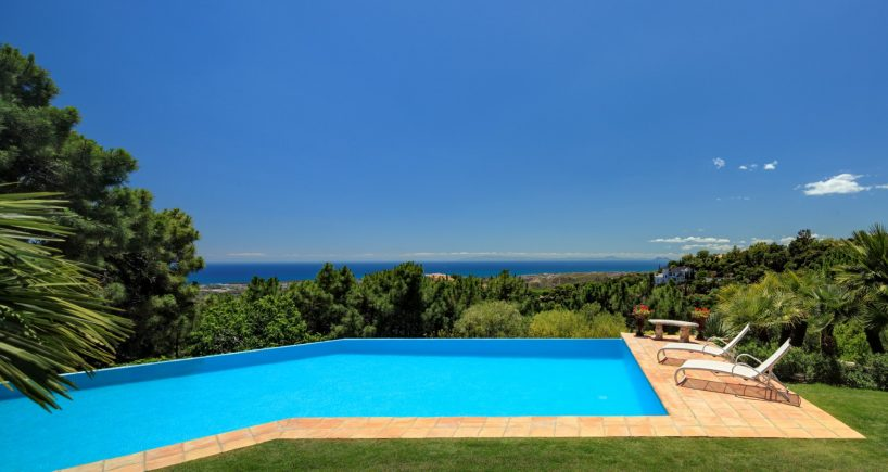 Marbella villas and apartments with the best views