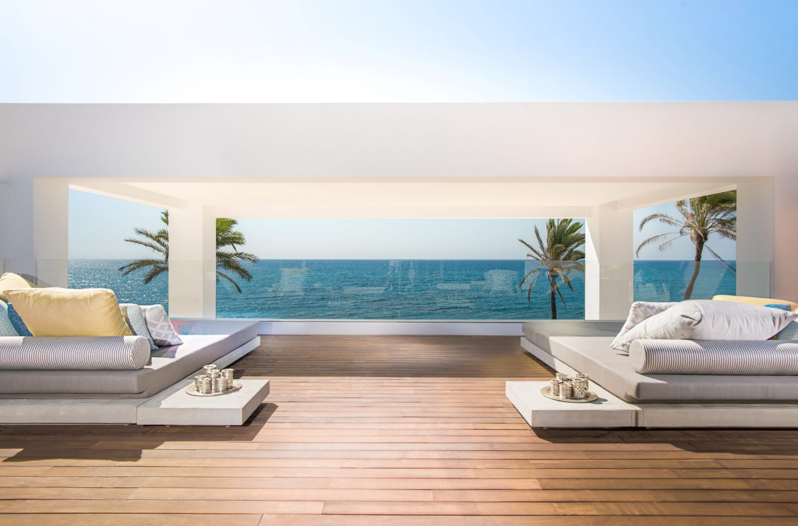Do the seasons affect property demand in Marbella?