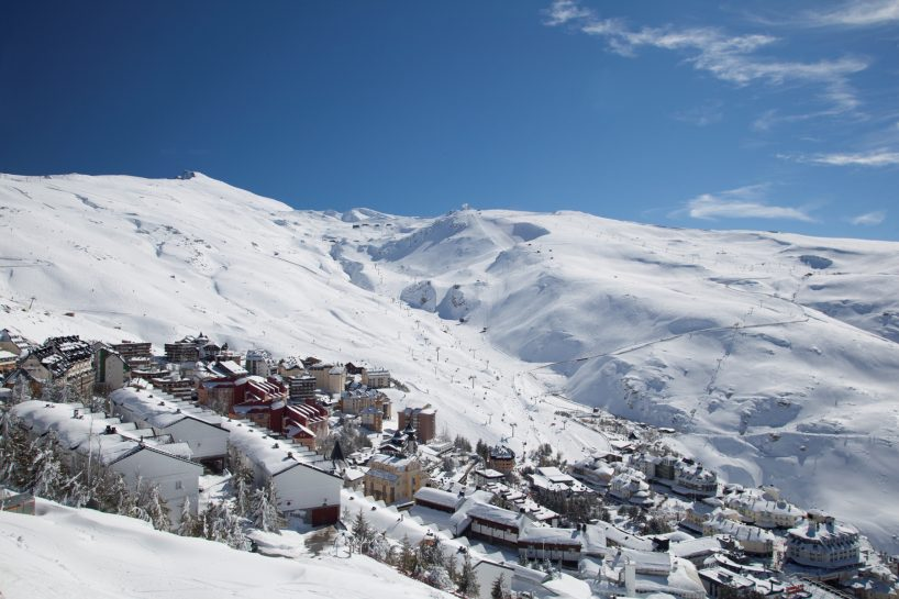 Marbella's Sierra Nevada ski resort