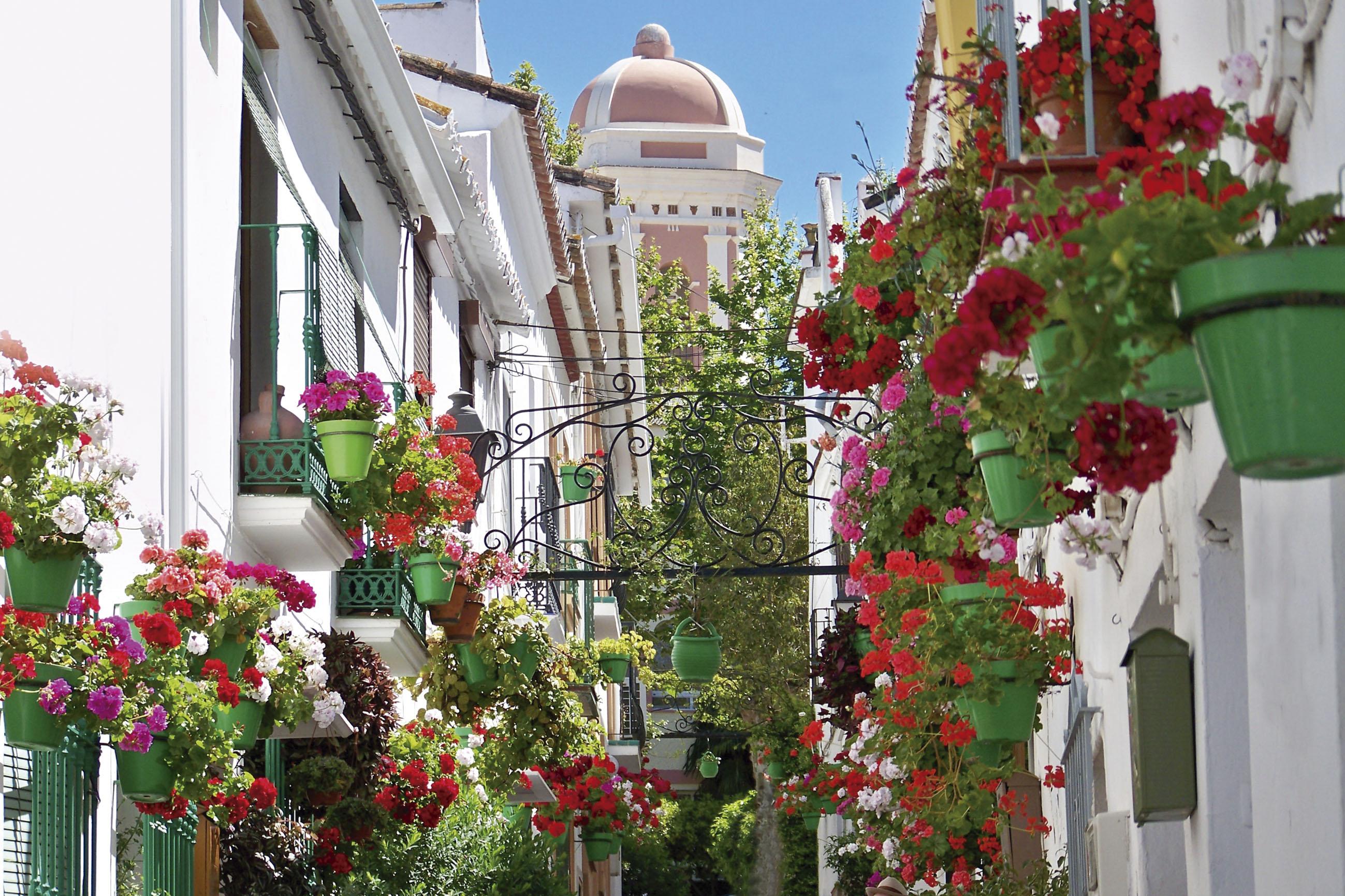 Estepona, a thoroughly modern town