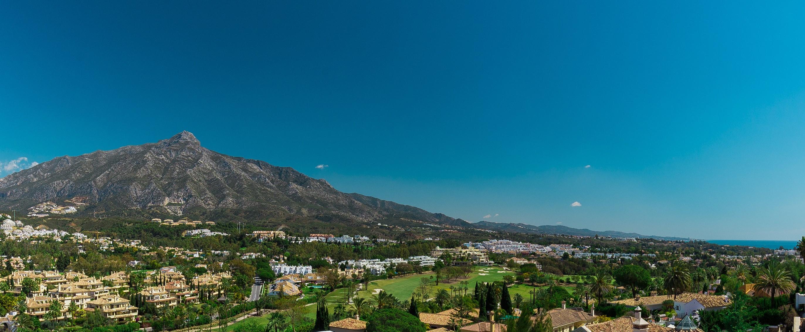 Nueva Andalucía en Marbella, una zona ideal para la familia