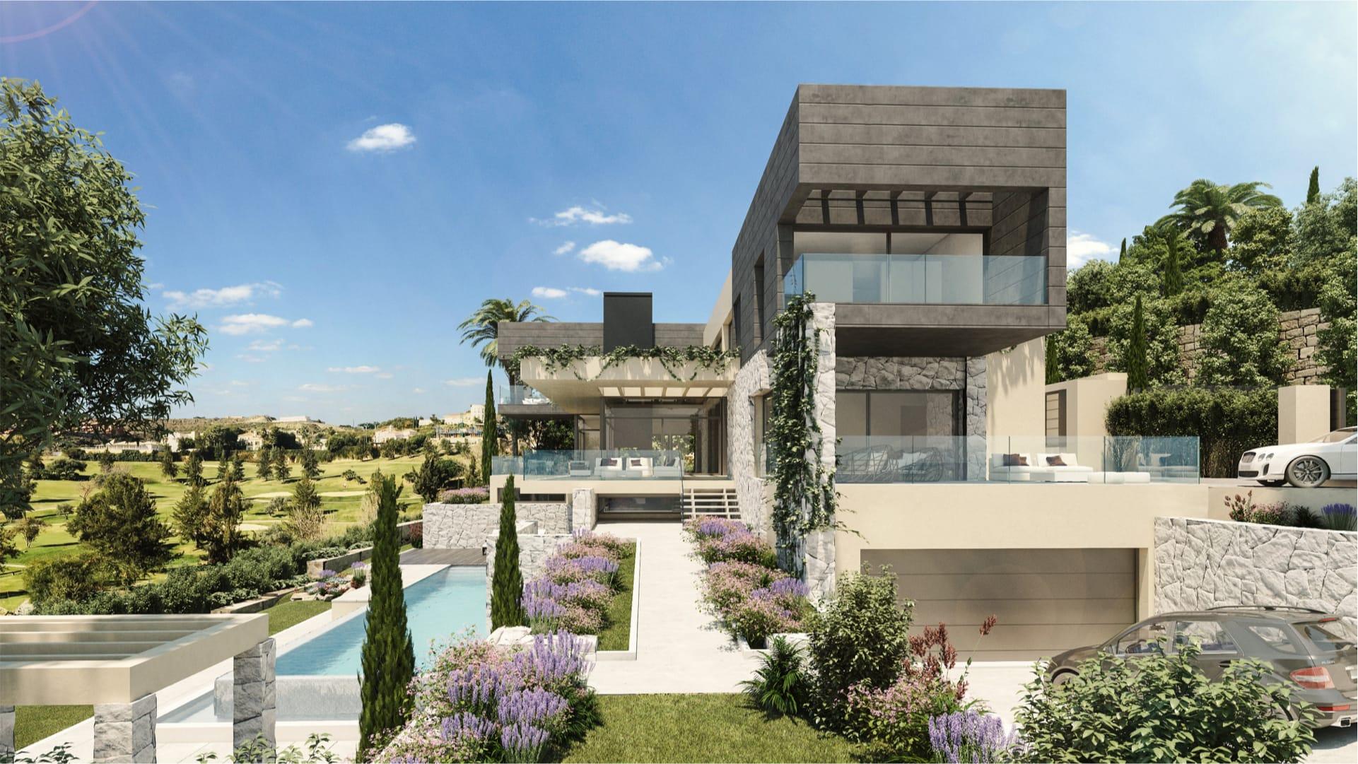 La Alqueria, Espectacular Villa Moderna