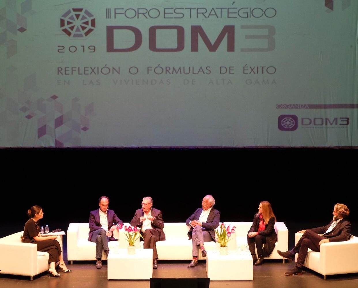 DOM3 Strategic Forum in Estepona