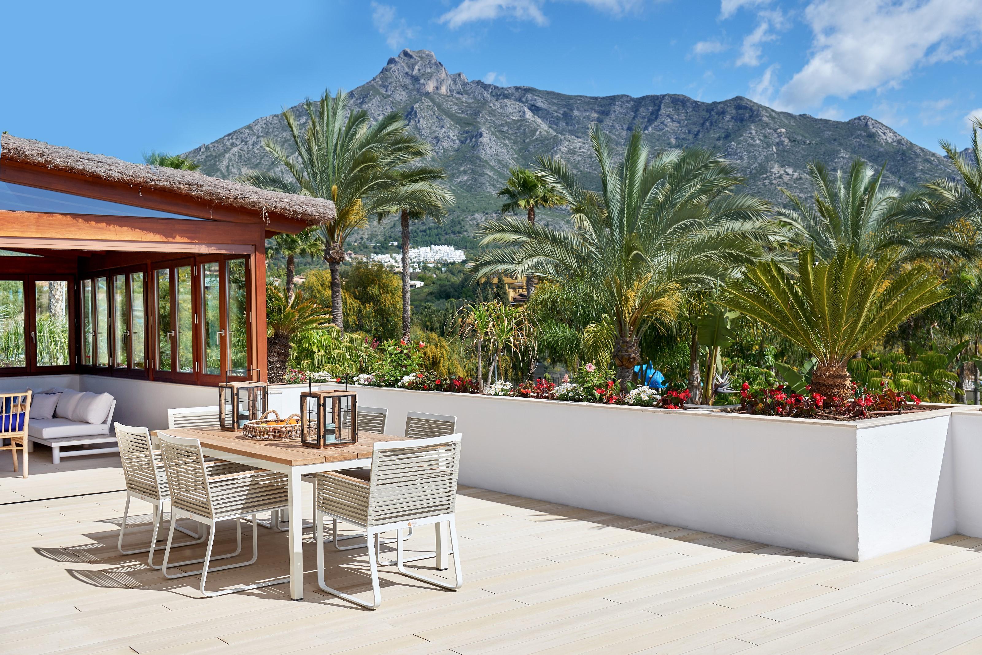 Las Lomas del Marbella Club, a private oasis in Marbella