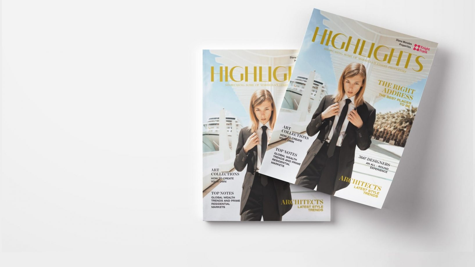 Hochglanzmagazin Highlights 2019 online