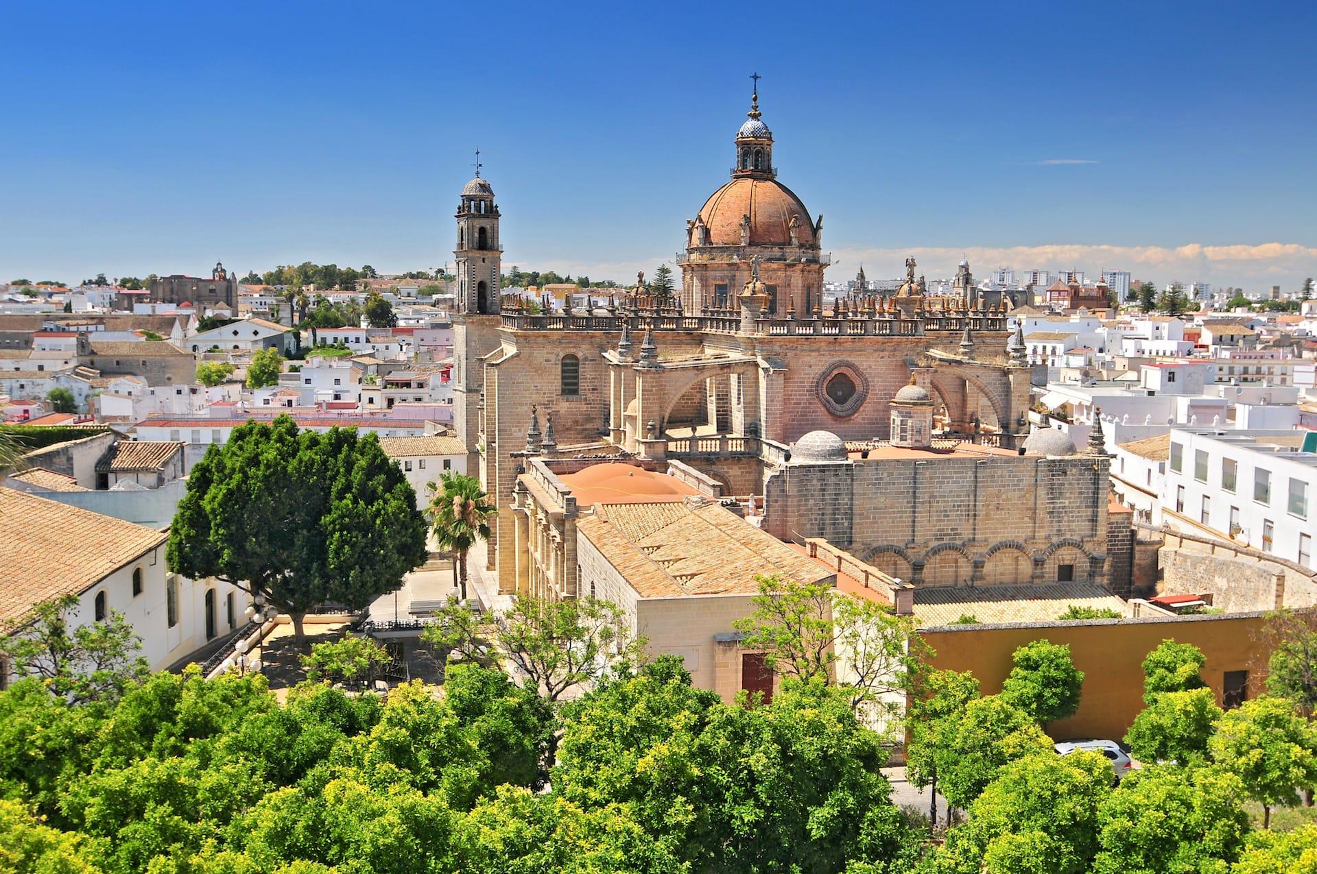 Jerez de la Frontera, quintessential Spain