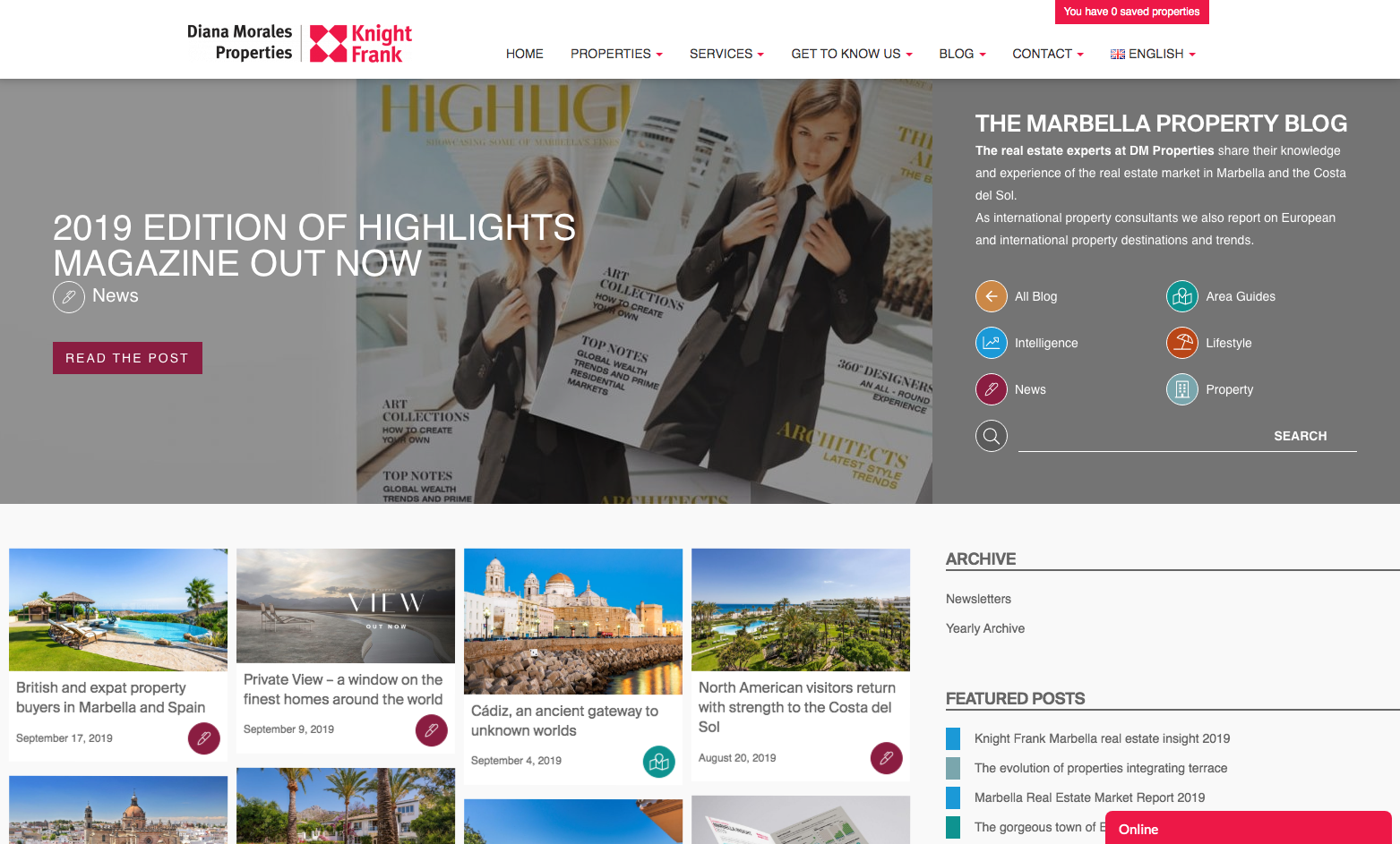 Introducing our brand new real estate blog!