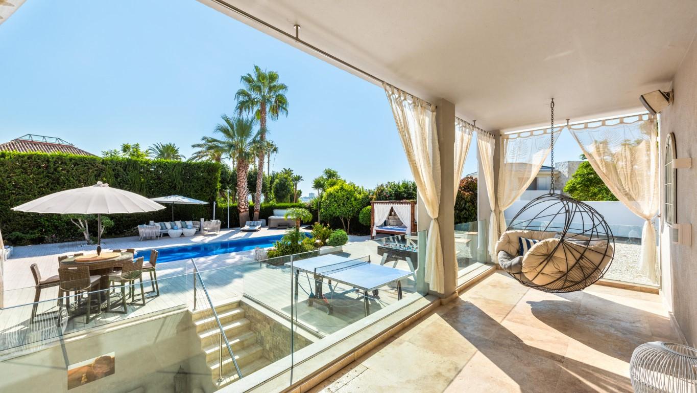 7 de las mejores casas para vida familiar en Marbella