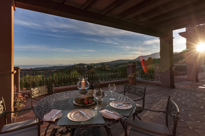 Mareblla Villa in prestigious address with amazing views