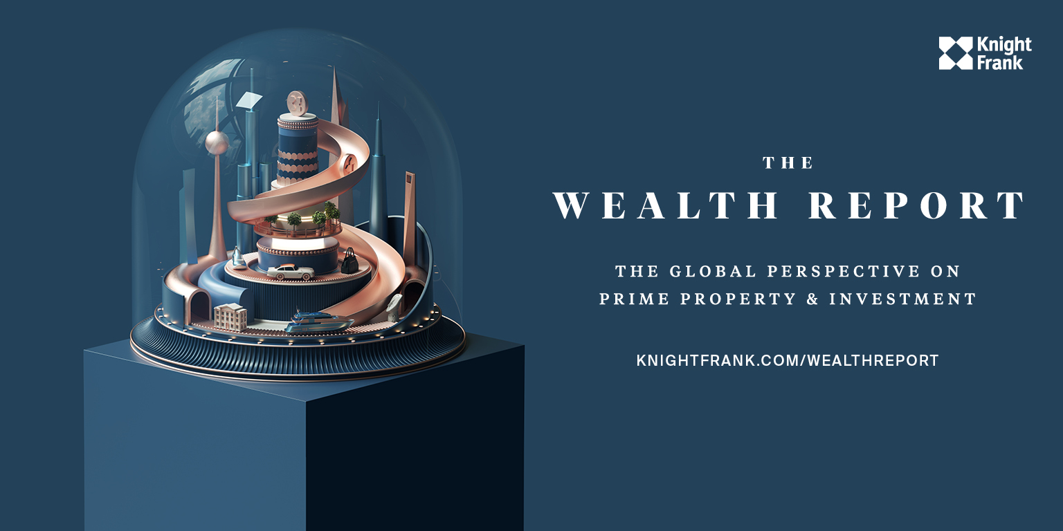 The Wealth Report, última actualización