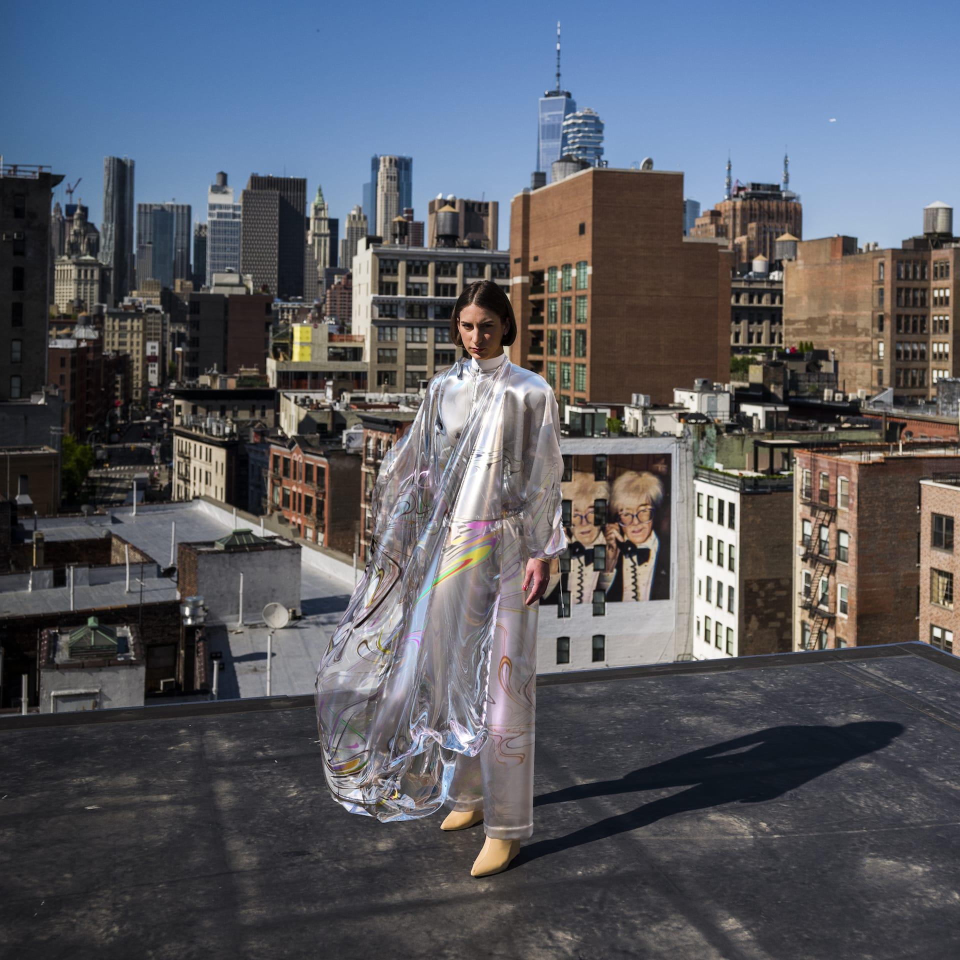 Dreaming of Digital Fashion
