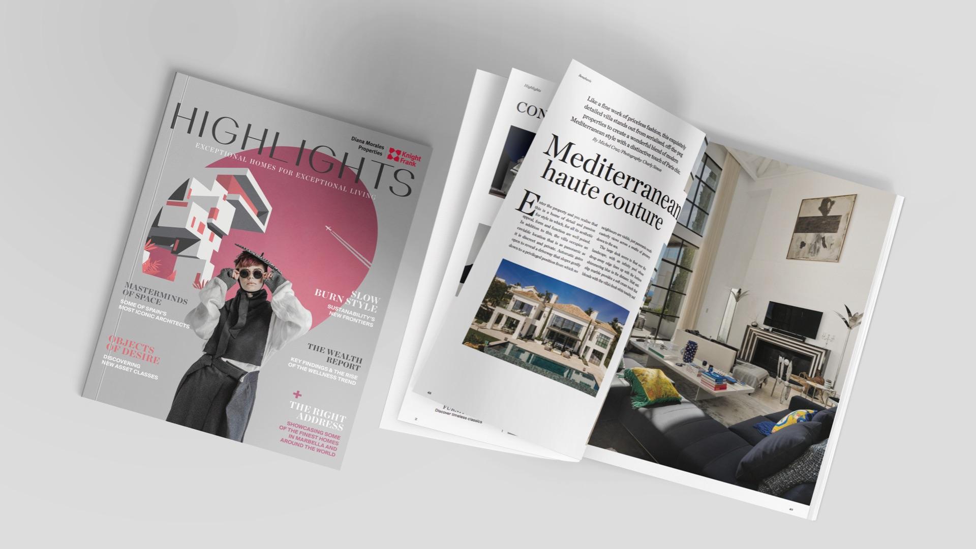 Hightlight 2020, Marbella Luxury Real Estate Magazine