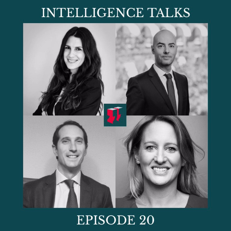 DM Properties director, Pia Arrieta, takes part in #IntelligenceTalks podcast