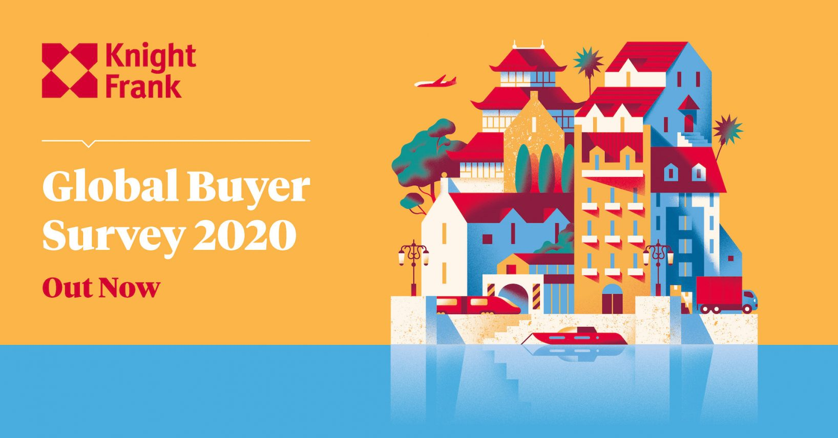 Knight Frank's Global Buyer Survey 2020 released