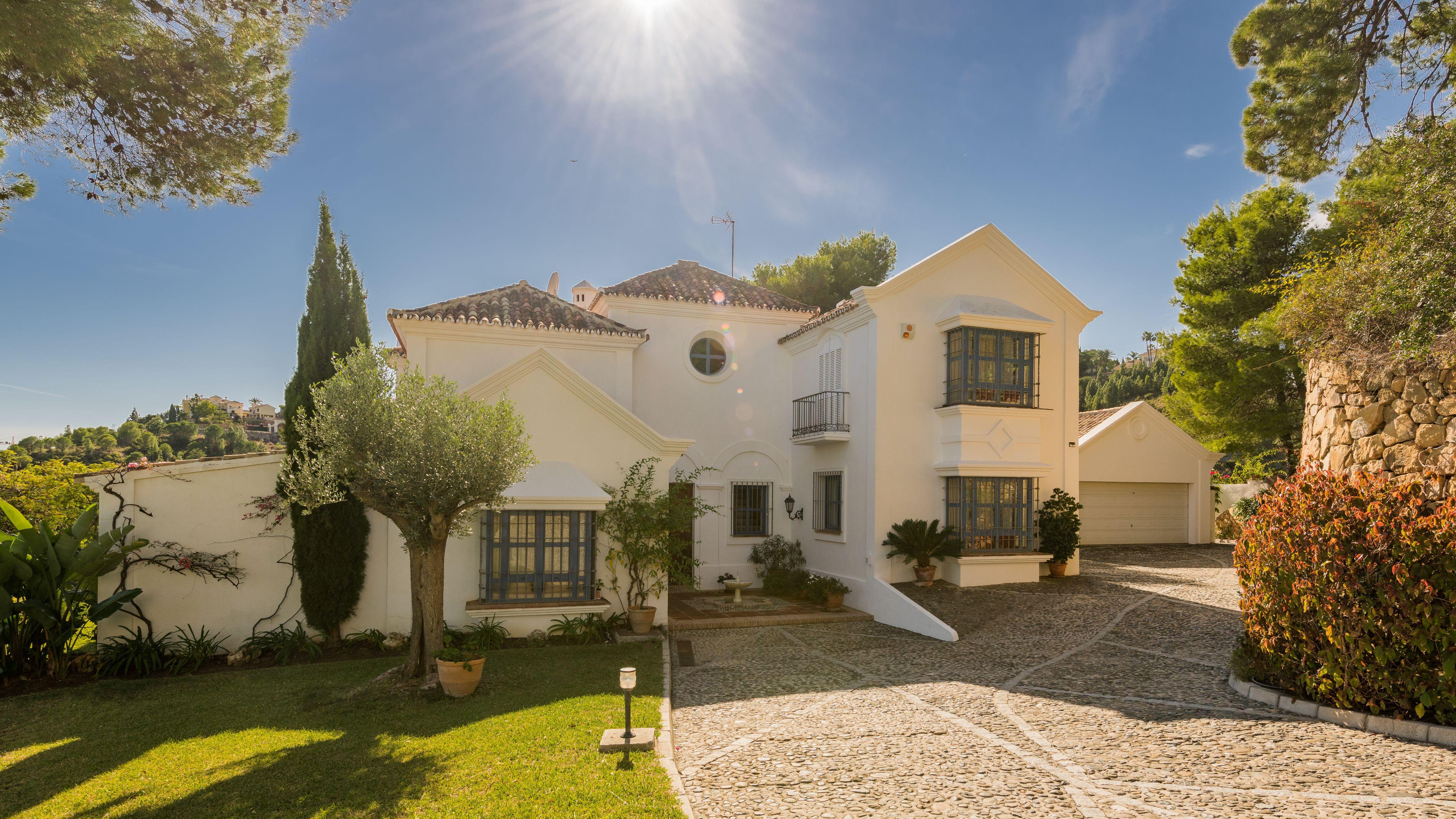 Charming villa in El Madroñal