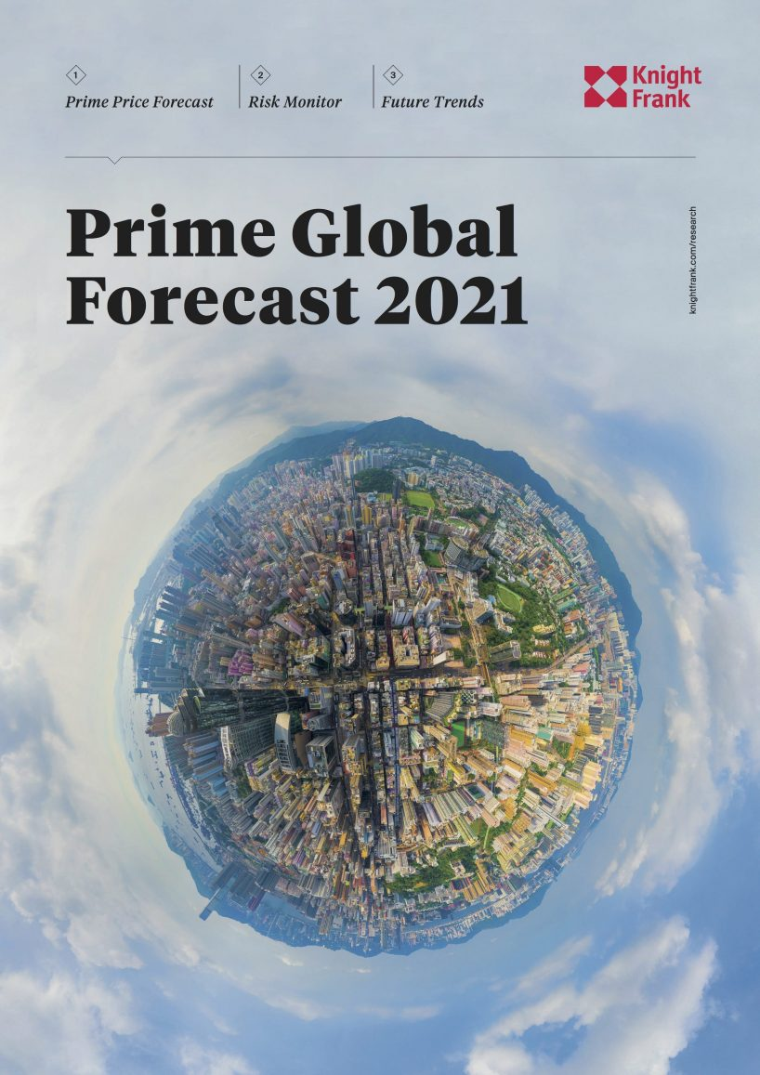 Previsiones de Knight Frank para el mercado residencial 'prime' en 2021