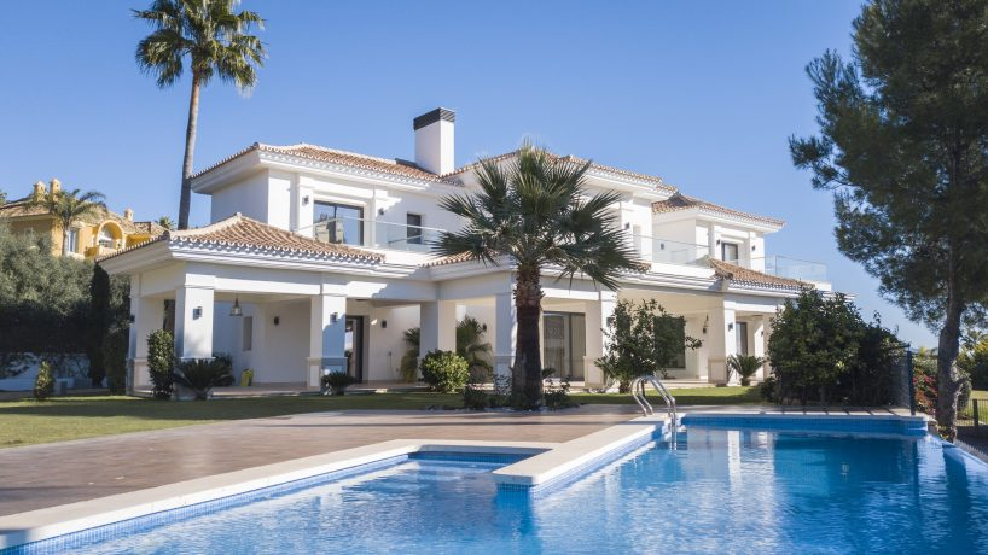 Spectacular brand new villa in Sierra Blanca, Marbella
