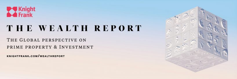 The Wealth Report 2021 - Knight Frank