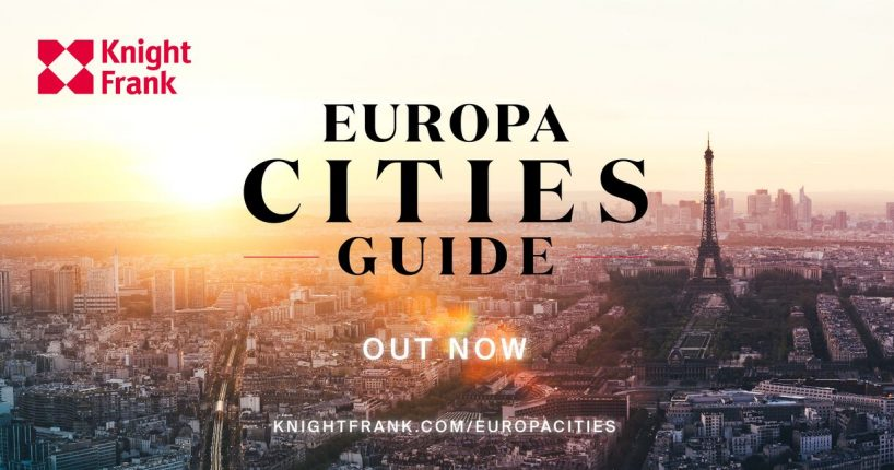 Europa Cities Guide, Knight Frank