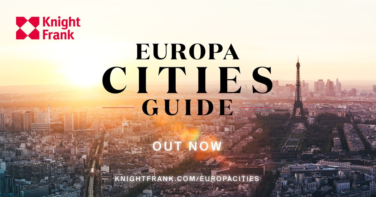 New Europa Cities Guide available now