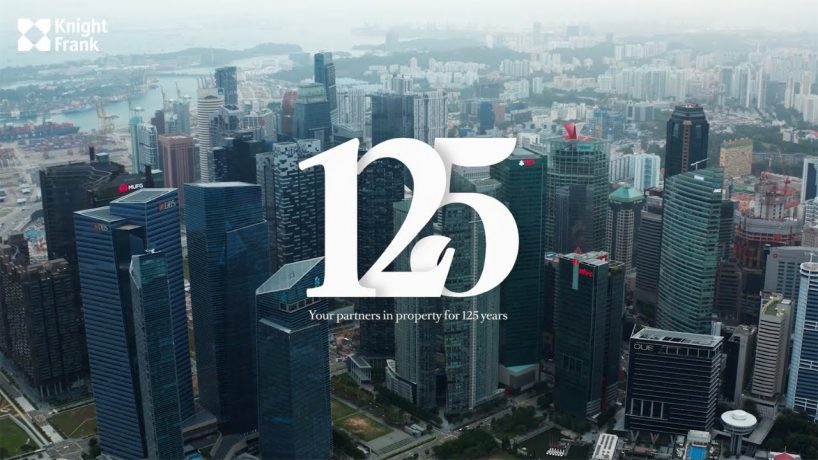 Knight Frank - Your partners in property for 125 years