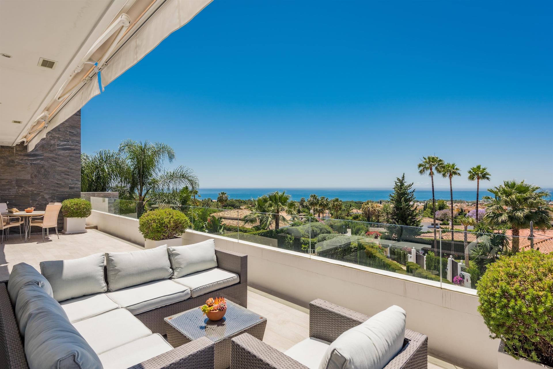 Nagüeles view, Marbella