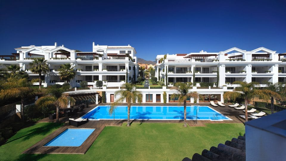 Modern Apartments Marbella