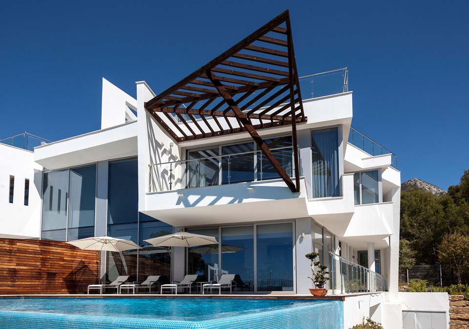 Modern and contemporary villas in marbella costa del sol - Luxury homes marbella ...