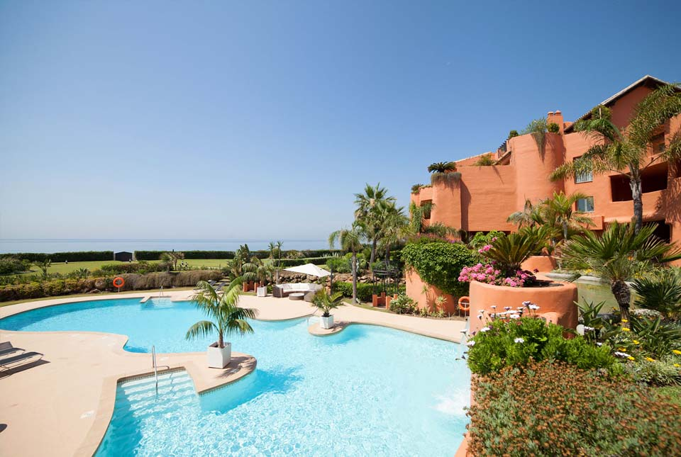 Apartment with reduced prices in Marbella