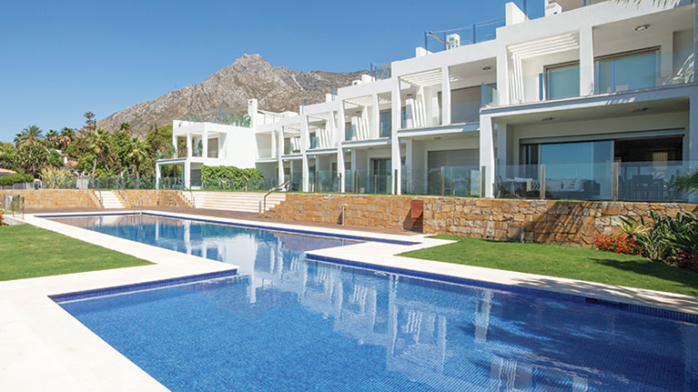 Marbella Houses for rent